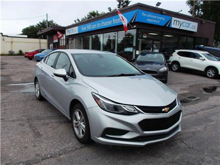 2018 Chevrolet Cruze LT Auto (Stk: 200010) in North Bay - Image 1 of 18