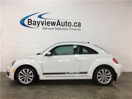 2015 Volkswagen Beetle 1.8 TSI Comfortline (Stk: 36703WA) in Belleville - Image 1 of 26