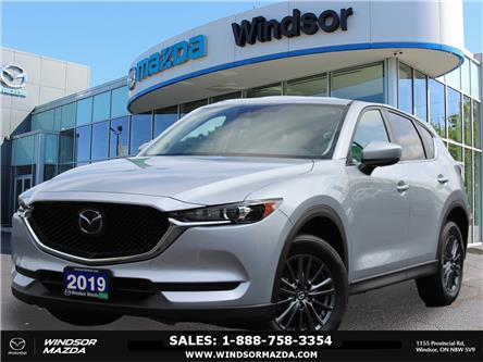 2019 Mazda CX-5 GS (Stk: PR5248) in Windsor - Image 1 of 25