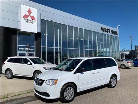 2017 Dodge Grand Caravan CVP/SXT (Stk: BM3843) in Edmonton - Image 1 of 24