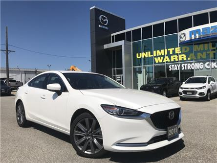 2019 Mazda MAZDA6 GT (Stk: NM3195) in Chatham - Image 1 of 20