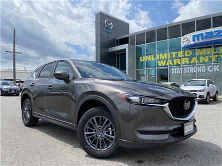 2020 Mazda CX-5 GS (Stk: NM3301) in Chatham - Image 1 of 22