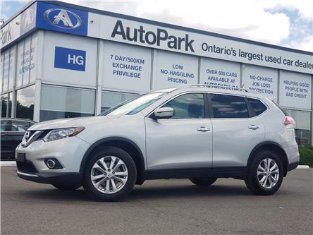 2016 Nissan Rogue SV (Stk: 16-65445) in Brampton - Image 1 of 24