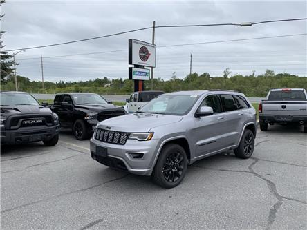 2020 Jeep Grand Cherokee Laredo (Stk: 6491) in Sudbury - Image 1 of 20