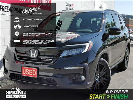 2019 Honda Pilot Black Edition (Stk: H05796A) in North Cranbrook - Image 1 of 18
