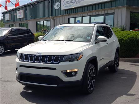 2019 Jeep Compass Limited (Stk: 10832) in Lower Sackville - Image 1 of 25