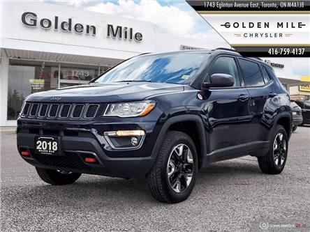 2018 Jeep Compass Trailhawk (Stk: P5050) in North York - Image 1 of 25