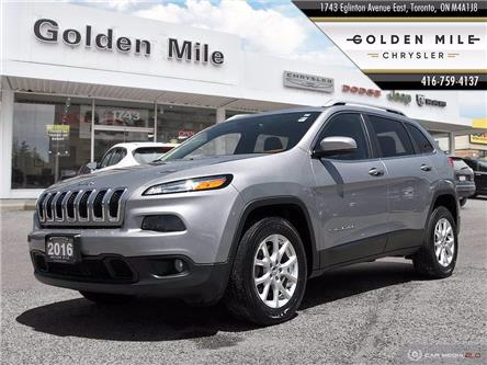 2016 Jeep Cherokee North (Stk: P5072) in North York - Image 1 of 27