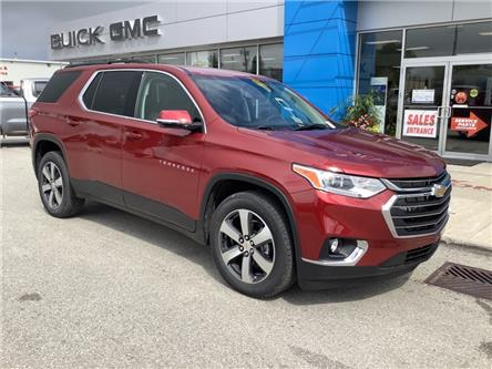 2020 Chevrolet Traverse 3LT (Stk: 20-1145) in Listowel - Image 1 of 13
