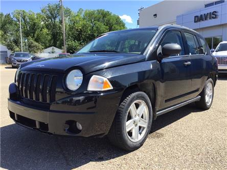 2007 Jeep Compass Sport/North (Stk: 217782) in Brooks - Image 1 of 16