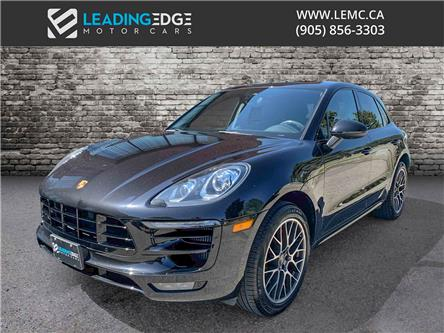 2016 Porsche Macan Turbo (Stk: 17773) in Woodbridge - Image 1 of 17