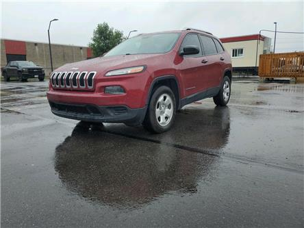 2015 Jeep Cherokee Sport (Stk: A20180) in Ottawa - Image 1 of 33