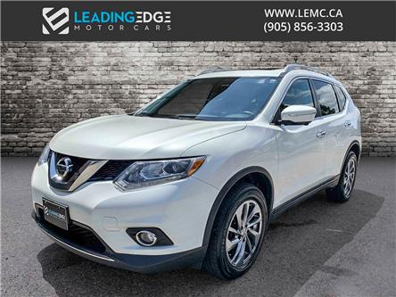 2015 Nissan Rogue SL (Stk: 17992) in Woodbridge - Image 1 of 17