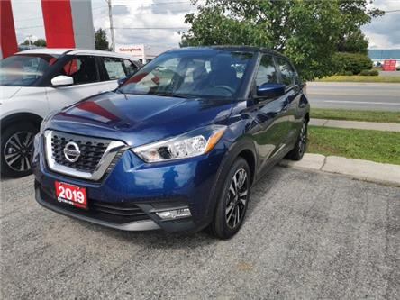 2019 Nissan Kicks SV (Stk: CKL525253) in Cobourg - Image 1 of 4