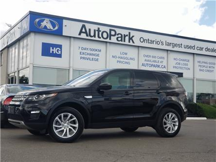 2019 Land Rover Discovery Sport HSE (Stk: 19-06352) in Brampton - Image 1 of 22