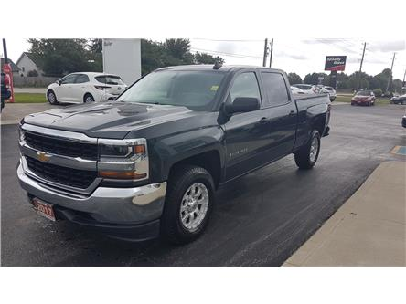 2017 Chevrolet Silverado 1500 WT (Stk: 518301) in Sarnia - Image 1 of 6