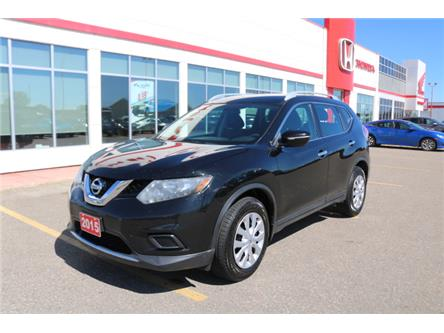 2015 Nissan Rogue S (Stk: U1134A) in Fort St. John - Image 1 of 16