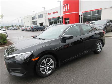 2016 Honda Civic LX (Stk: SS3883) in Ottawa - Image 1 of 17
