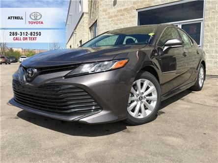 2020 Toyota Camry LE (Stk: 47786) in Brampton - Image 1 of 26