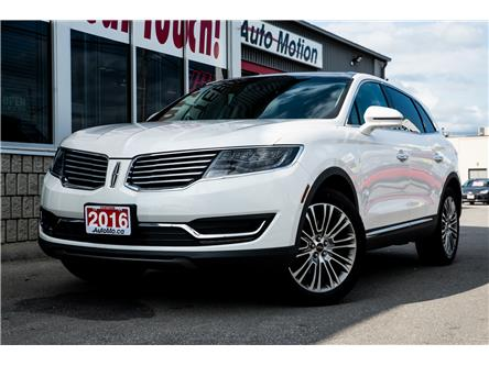 2016 Lincoln MKX Reserve (Stk: 20621) in Chatham - Image 1 of 27