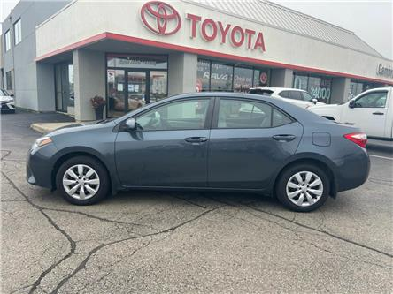 2015 Toyota Corolla  (Stk: 207461) in Cambridge - Image 1 of 12