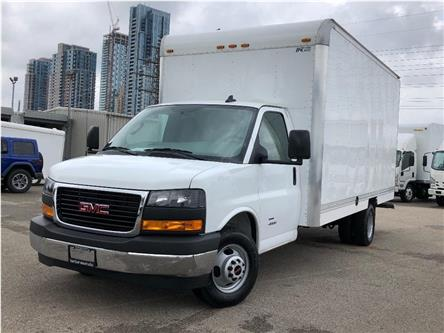 2020 GMC Savana New 2020 GMC 16' Cube-Van (Stk: NV20128) in Toronto - Image 1 of 21