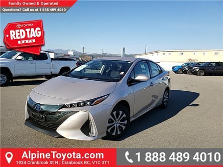 2020 Toyota Prius Prime Base (Stk: 3138063) in Cranbrook - Image 1 of 24