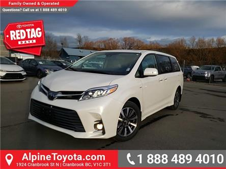 2020 Toyota Sienna XLE 7-Passenger (Stk: S241651) in Cranbrook - Image 1 of 26