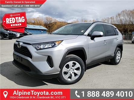 2020 Toyota RAV4 LE (Stk: W119630) in Cranbrook - Image 1 of 23