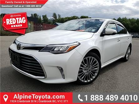 2016 Toyota Avalon Touring (Stk: S510286A) in Cranbrook - Image 1 of 25