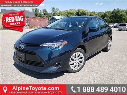 2017 Toyota Corolla LE (Stk: C915627) in Cranbrook - Image 1 of 21