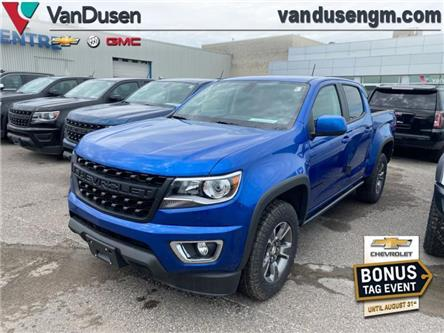 2020 Chevrolet Colorado Z71 (Stk: 200212) in Ajax - Image 1 of 29