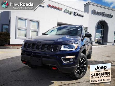 2020 Jeep Compass Trailhawk (Stk: M19698) in Newmarket - Image 1 of 21