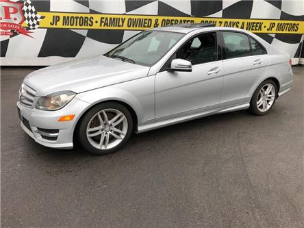 2013 Mercedes-Benz C-Class Base (Stk: 49675) in Burlington - Image 1 of 19