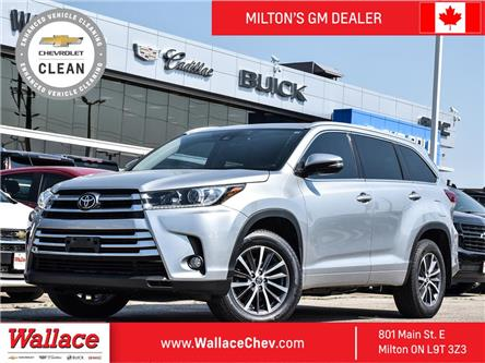 2017 Toyota Highlander AWD XLE Leather, NAV, Heated seats, Sunroof (Stk: 122978A) in Milton - Image 1 of 24