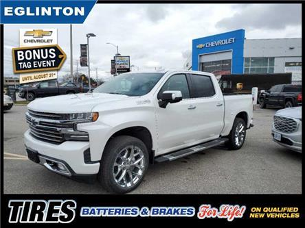 2020 Chevrolet Silverado 1500 High Country (Stk: LZ138779) in Mississauga - Image 1 of 23