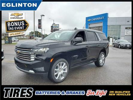 2021 Chevrolet Tahoe High Country (Stk: MR109450) in Mississauga - Image 1 of 28