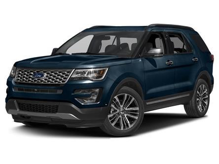 2017 Ford Explorer Platinum (Stk: 226SVNA) in Simcoe - Image 1 of 9