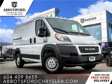 2019 RAM ProMaster 1500 Low Roof (Stk: AB1100) in Abbotsford - Image 1 of 20