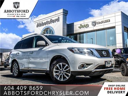 2014 Nissan Pathfinder SL (Stk: K809676A) in Abbotsford - Image 1 of 21