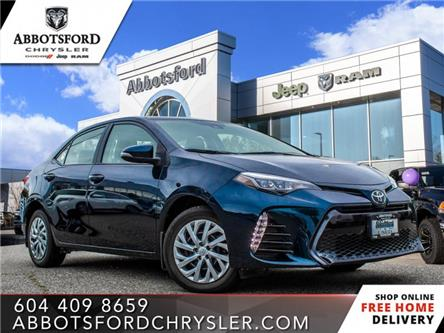 2018 Toyota Corolla SE (Stk: L557296A) in Abbotsford - Image 1 of 20