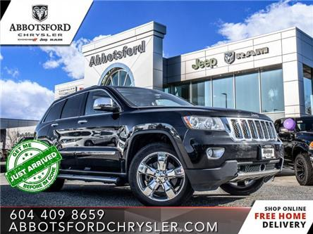 2012 Jeep Grand Cherokee Overland (Stk: AG1013A) in Abbotsford - Image 1 of 23