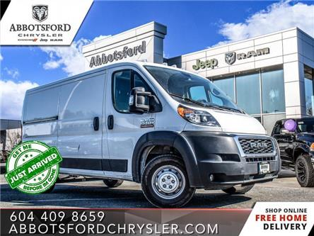 2019 RAM ProMaster 1500 Low Roof (Stk: AB1113) in Abbotsford - Image 1 of 21