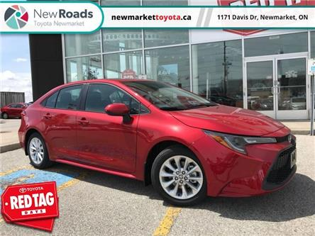 2020 Toyota Corolla LE (Stk: 34326) in Newmarket - Image 1 of 18