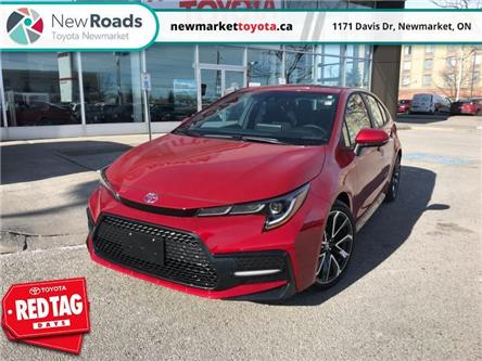 2020 Toyota Corolla SE (Stk: 34812) in Newmarket - Image 1 of 21