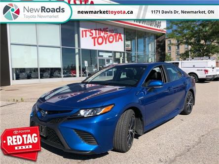 2018 Toyota Camry Hybrid SE (Stk: 60351) in Newmarket - Image 1 of 25