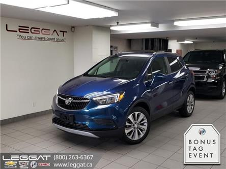 2020 Buick Encore Preferred (Stk: 206505) in Burlington - Image 1 of 18