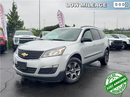 2016 Chevrolet Traverse LS (Stk: 207009A) in Burlington - Image 1 of 18