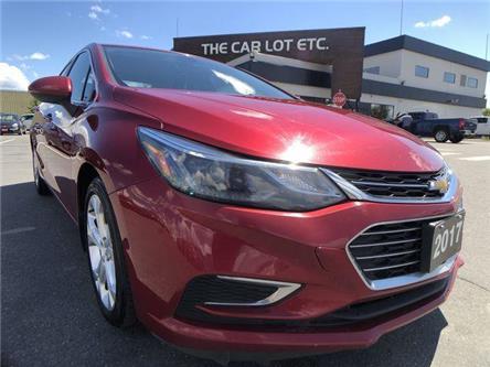 2017 Chevrolet Cruze Premier Auto (Stk: 20376) in Sudbury - Image 1 of 25