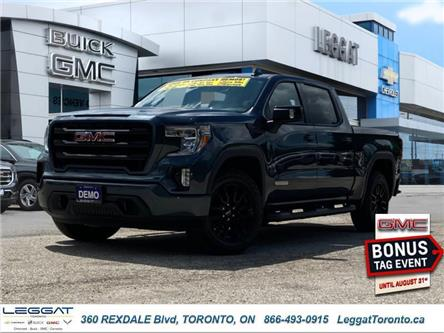 2020 GMC Sierra 1500 Elevation (Stk: Z206133) in Etobicoke - Image 1 of 26